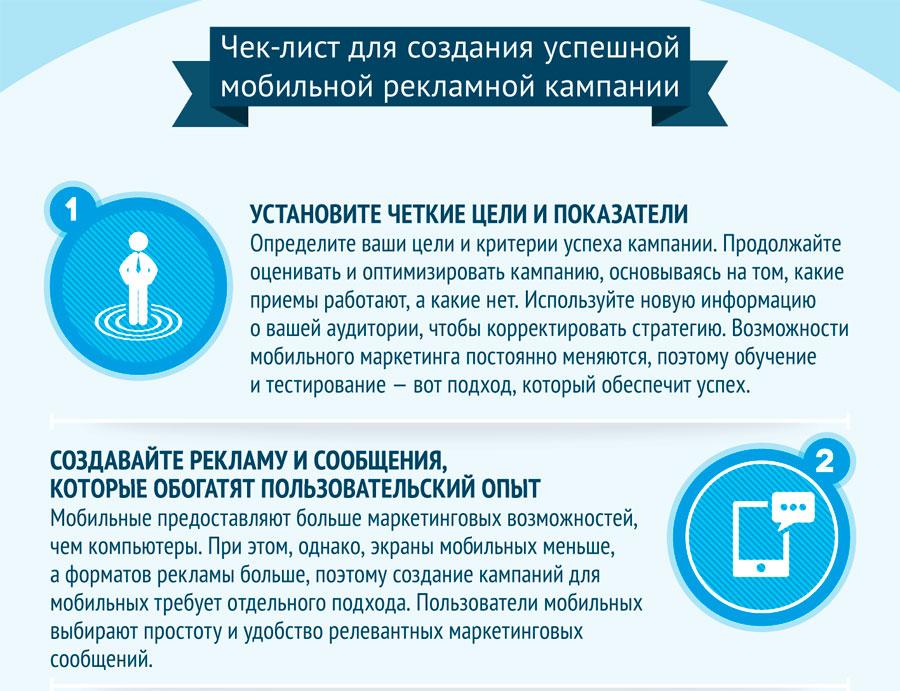 мобильная рекламная кампания