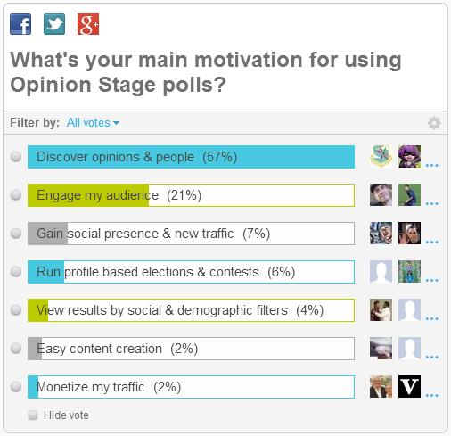 опрос пользователей